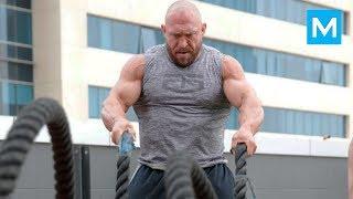Ryback - WWE Legend