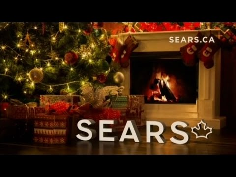 sears canada holiday 2016 commercial - Commercial Christmas Decorations Canada