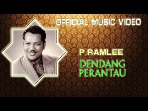 P. Ramlee - Dendang Perantau [Official Music Video]