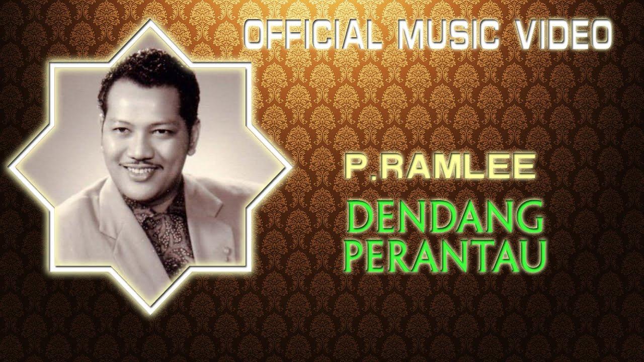 P Ramlee Dendang Perantau Official Music Video Youtube