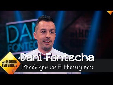 La anécdota de Dani Fontecha cuando intentó hacerse vegano - El Hormiguero 3.0