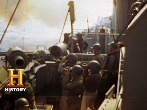 World War II in HD: Iwo Jima | History