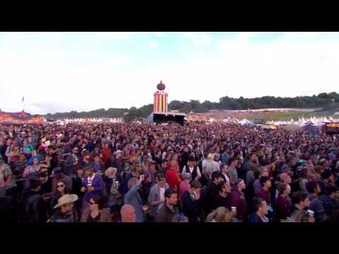Glastonbury 2015 - GOAT (Full Set)