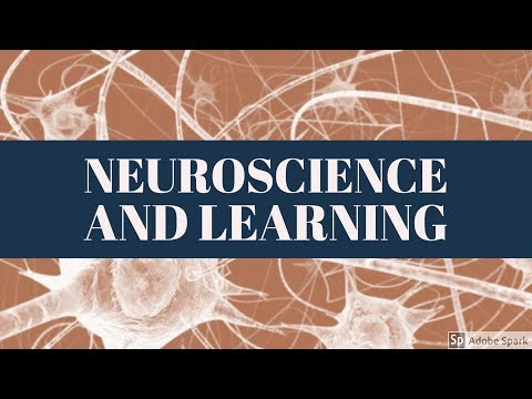 Welcome Video - Neuroscience and Learning