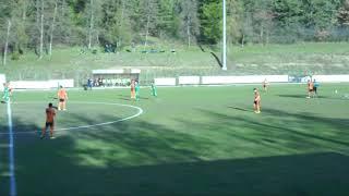 Eccellenza Girone B Baldaccio Bruni-Porta Romana 1-1