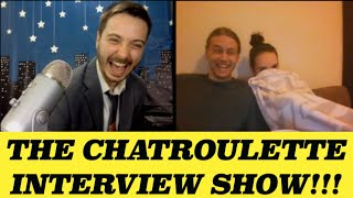 Couple Talks Love, Sex and Double Anal (Chatroulette Interview Show 20)