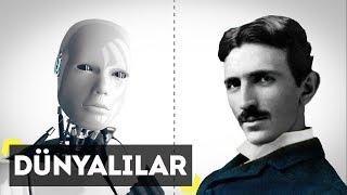 Nikola Tesla - Doğaüstü Güçlere Sahip Çocuk