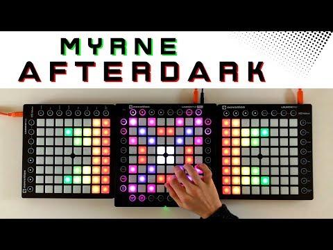 MYRNE - Afterdark // Launchpad Cover