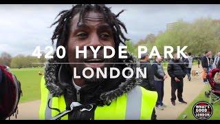 420 Hyde Park London '15