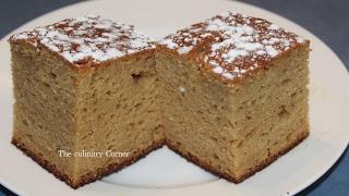 Yoghurt  & Almond Tea Cake