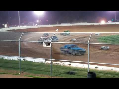 Pure Stock Feature - ABC Raceway 8/11/18