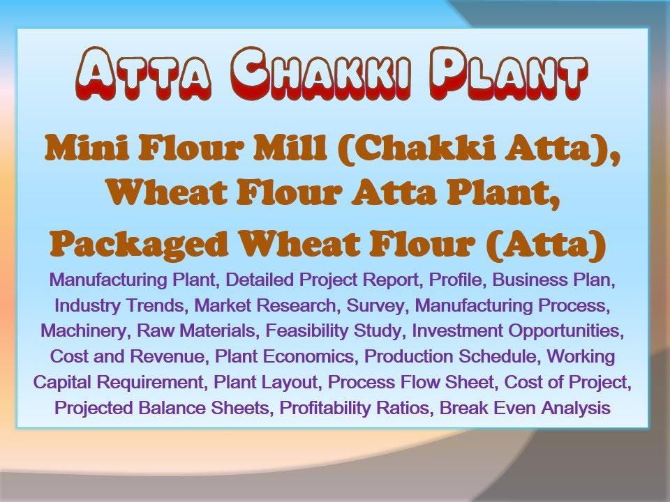 Atta chakki plant mini flour mill wheat youtube also rh