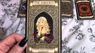 Madame Endora's Fortune Cards ~ Review