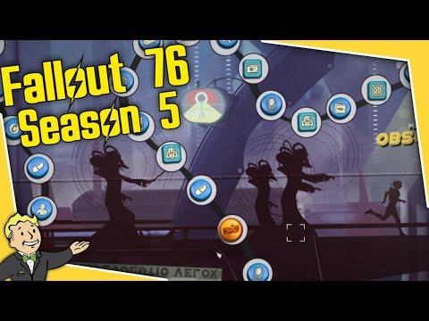 Fallout 76 - Season 5 Rewards! (Spoilers) |