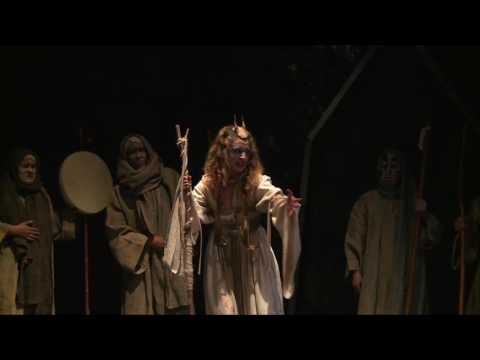 Trailer - La tragedia: Entre telones