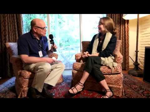 Badlands Interview Sissy Spacek in Flat Sandals 720p