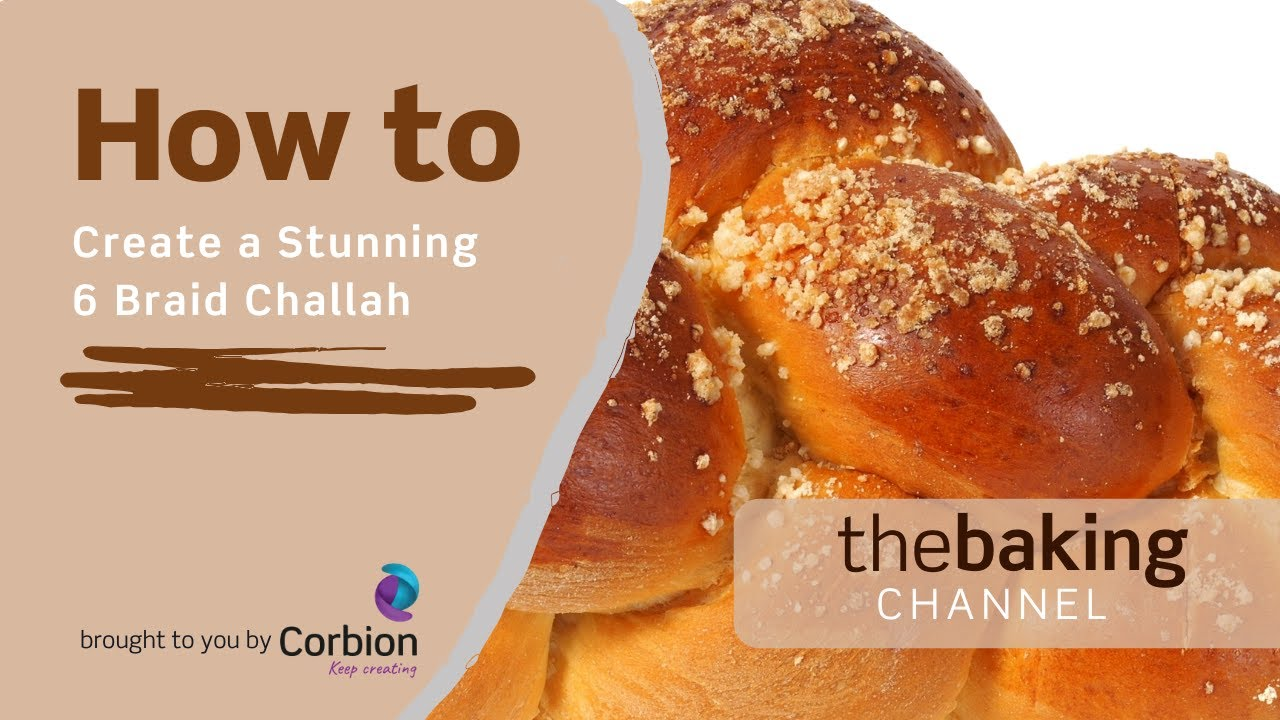 How to Create a Stunning 6 Braid Challah
