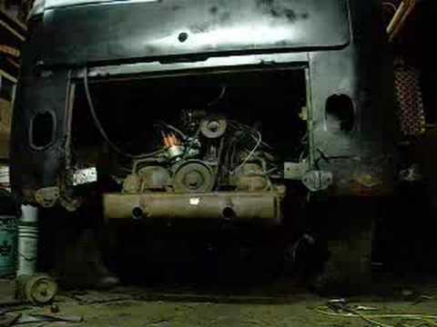 VW Engine Knocking