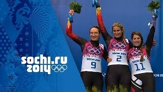 Women's Luge Singles - Geisenberger Wins Gold | Sochi 2014 Winter Olympics