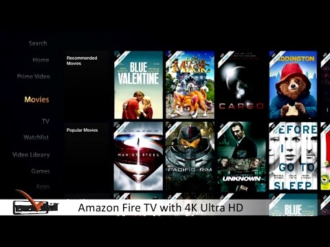 Amazon Fire TV 4K Review