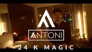 Baixar 24K Magic - Bruno Mars\\\ Antoni Cover