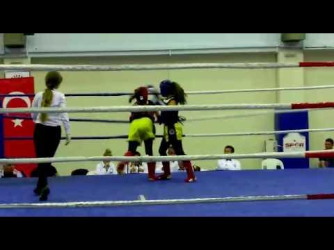 Muay thai istanbul Şampiyonası meryem zeynep göktürk arena spor kulübü