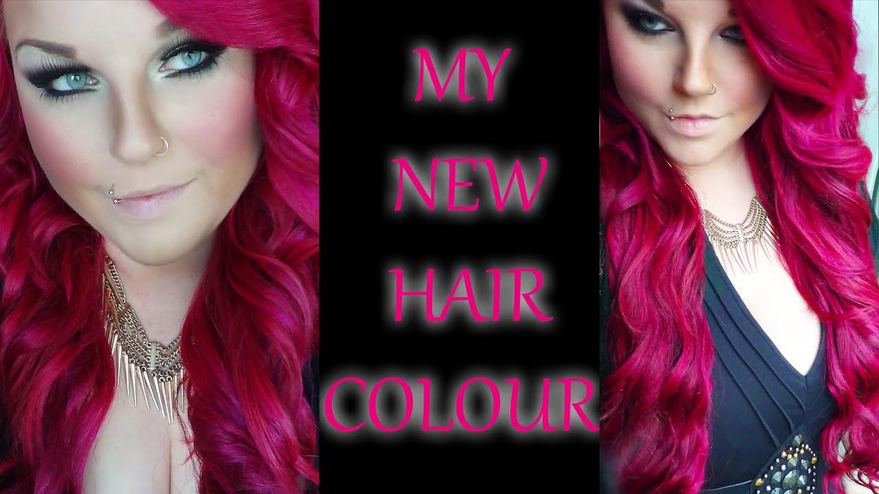 Haare farben directions