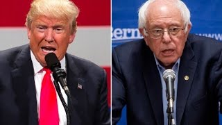 Donald Trump says he will not debate Bernie Sanders