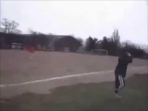 Amateur gag video