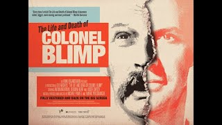 The Life and Death of Colonel Blimp - Back on the Big Screen - May 2012