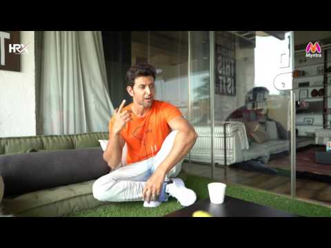 Up, close and personal with Hrithik Roshan @ HRXFactor
