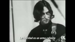 The Beatles - Happiness Is A Warm Gun (Subtitulada)