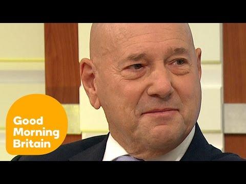 Claude Littner Doesn't Feel Sorry For The Apprentice Contestants! | Good Morning Britain