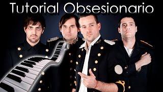 Tan Bionica - Obsesionario en LA [Tutorial Piano] | Synthesia