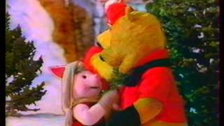 Winnie l'ourson - Noel - Jean Rochefort - Disney Channel