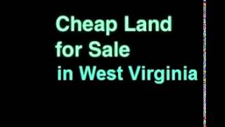 Cheap Land for Sale in West Virginia – 1 Acre – Beckley, WV 25802