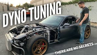 My SECRETS to 1240 Horsepower!