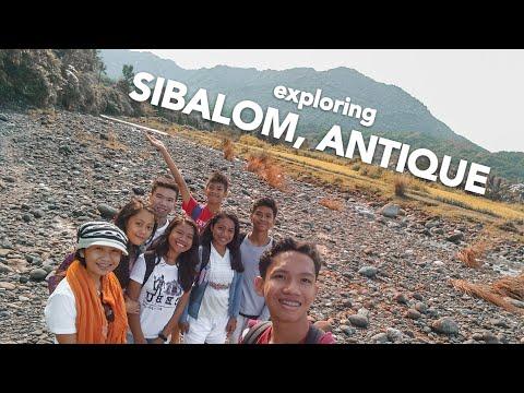 Exploring SIBALOM, ANTIQUE