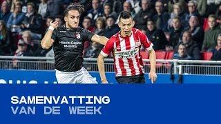 HIGHLIGHTS | PSV - FC Emmen