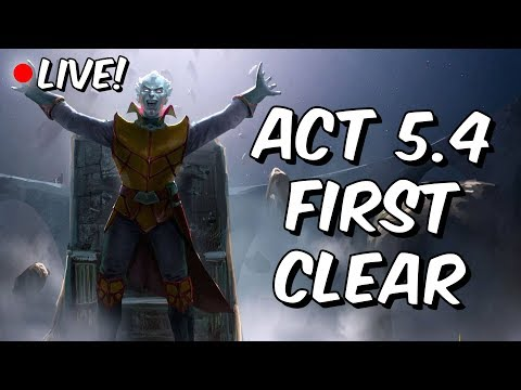 Act 5 Chapter 4 - Initial Clear - Marvel Contest Of Champions