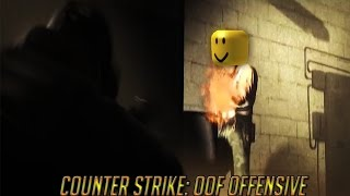 CS:GO trailer but every death is the roblox death sound