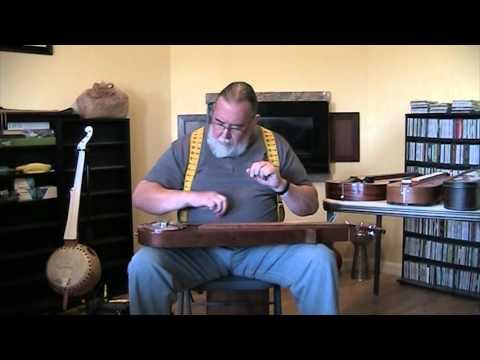 """Friar's Britches"" by Ben Seymour on a Walnut Dulcinator"