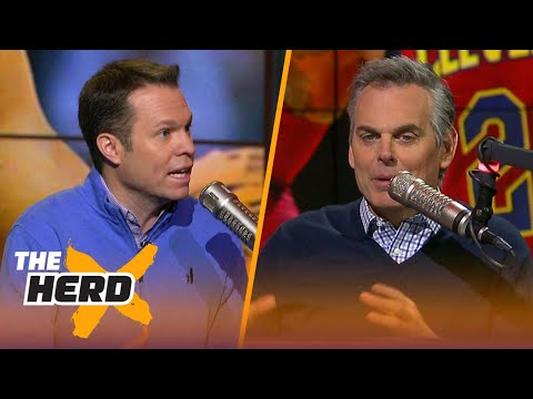 Lee Jenkins on what LeBron James playing for the Lakers would do for his legacy  THE HERD