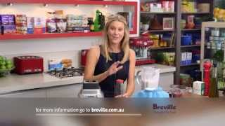 The Boss™ Almond Milk - Everyday Gourmet and the Breville Boss Superblender
