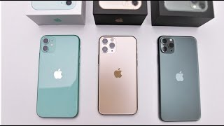 iPhone 11 vs. 11 Pro vs. 11 Pro Max Speed Test - Which Should You Buy? (S3-E1)