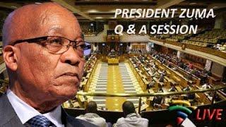 President Zuma Q & A session, 19 November 2015