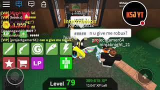 Roblox Mad Games w/ Roblox Maniac, Ninjanight_21
