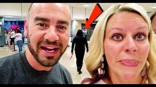 Missionary CAME HOME!! | Sarah got SO EMOTIONAL!