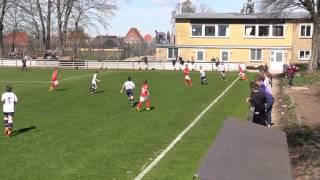 19.04.2015 U-13 AGF-Silkeborg IF 1.halvleg