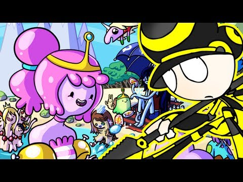ADVENTURE TIME Review: KABOOM COMIC BOOK